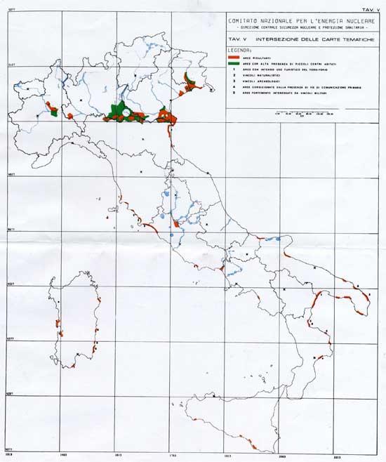 Mappa CMEN
