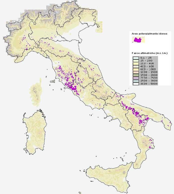 Mappa Scorie